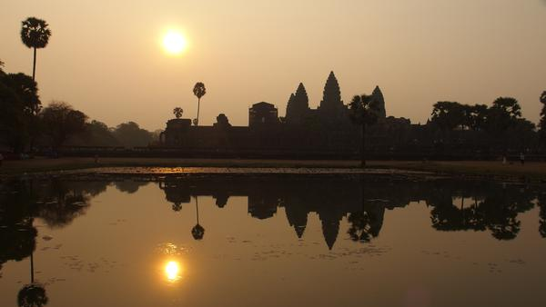 Siem Reap and temples of Angkor