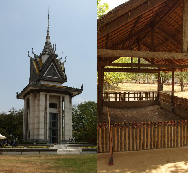 The Killing Fields - Phnom Penh
