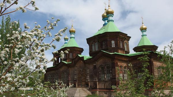 Russian Orthodox Church - Karakol