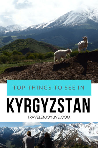 kyrgyzstan photo journey