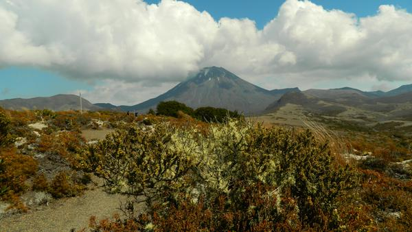 Mount Doom  - NP Tongariro