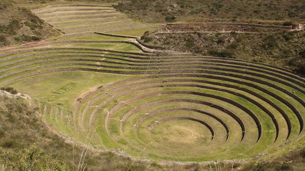 Moray observatory - Cusco