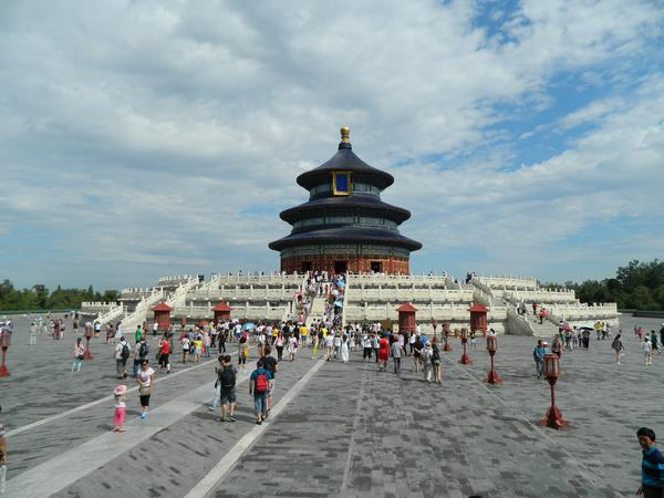 The Temple of Heaven Park - Beijing