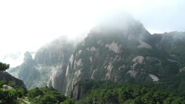 Huangshan - Yellow Mountains