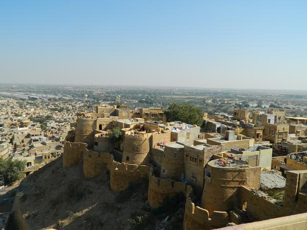 Jaisalmer - The Golden city