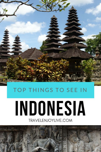 top things to see in indonesia