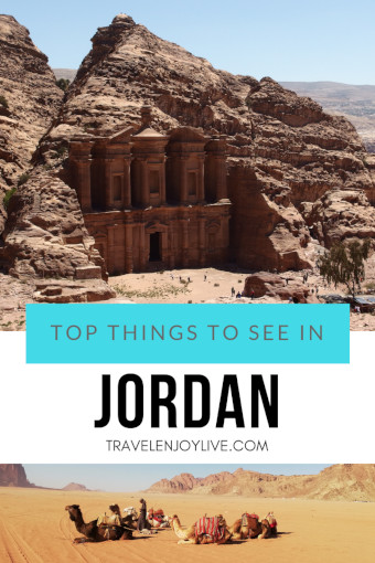 top things to see in jordan