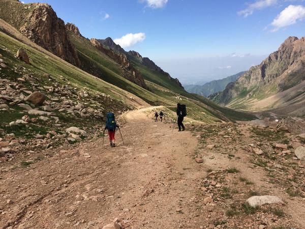 Trekking in Tian Shan - Medeo and Shymbulak
