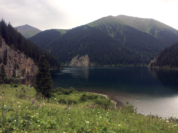 Kolsay Lakes - Lake nr.2