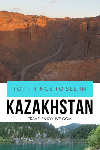 top things to see in kazakhstan