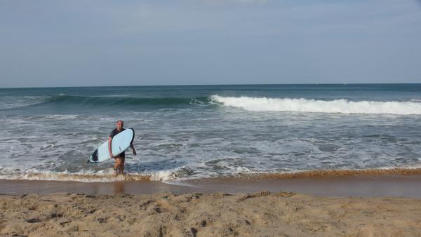Try surfing - Arugam Bay