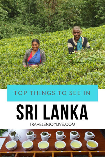 top things to see in sri lanka