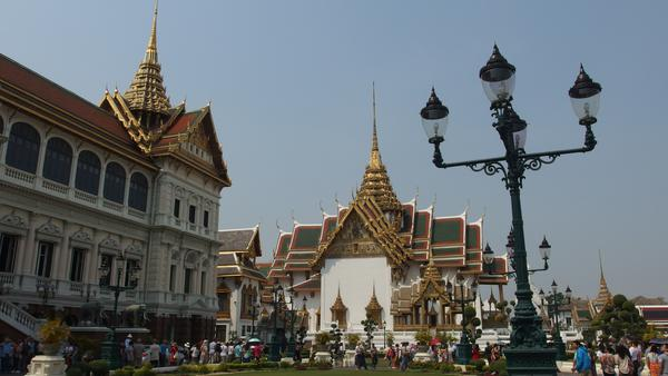 The Grand Palace - Bangkok