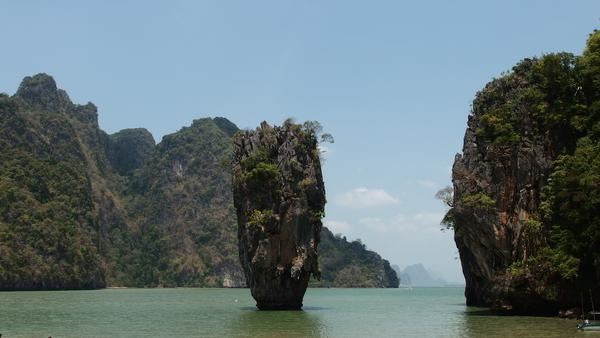 James Bond Island - Phang Nga Bay