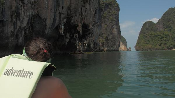 Kayaking - Phang Nga Bay