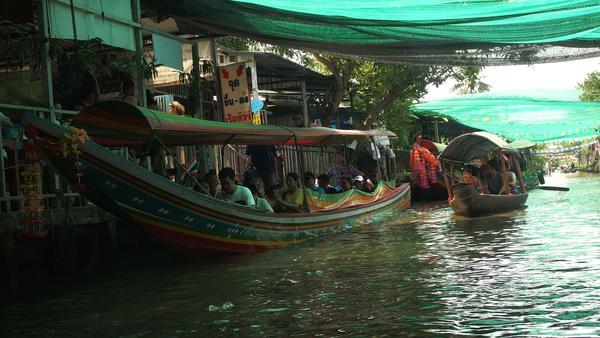 Khlong Lat Mayom Floating Market - Bangkok