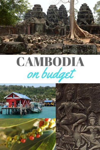 cambodia on budget