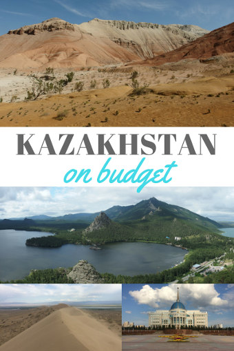 kazakhstan on budget