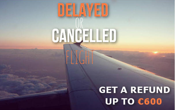 delayed or cancelled flight