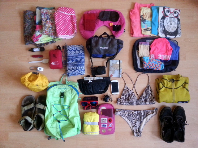 What to pack for Southeast Asia?