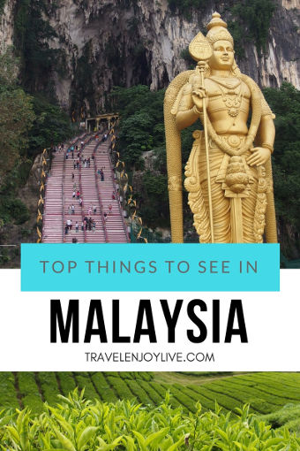 top things to see in malaysia