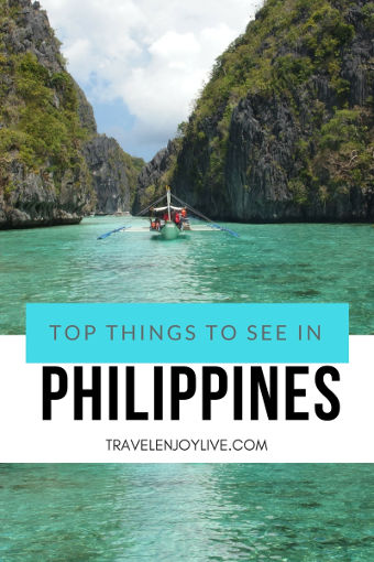 top things to see in philippines