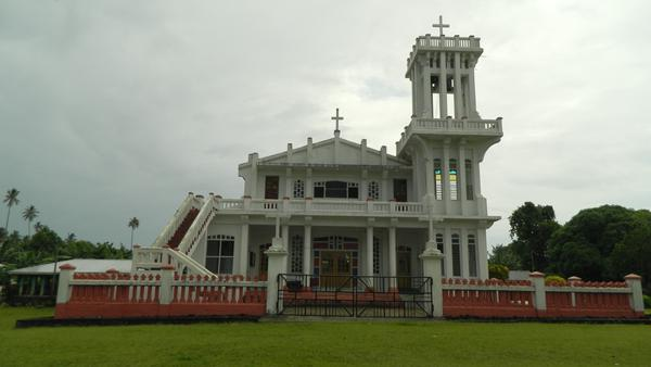 Churches in Samoa