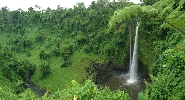 Fuipisia waterfall