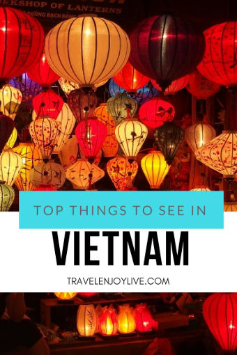 top things to see in vietnam