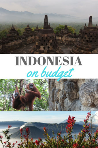 indonesia on budget