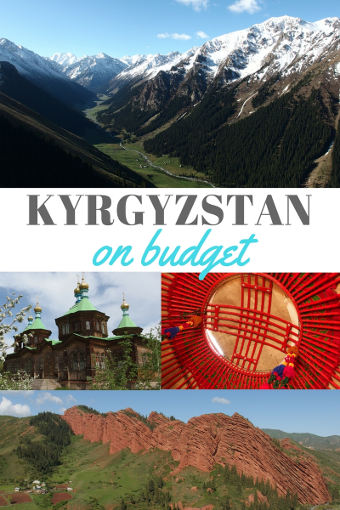 kyrgyzstan on budget