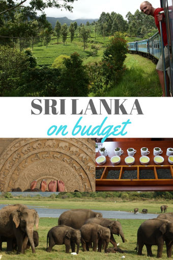 sri lanka on budget